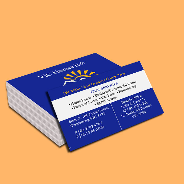 Business cards affordable webdesign from 599 in melbourne reheart Gallery